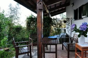 patio suite Romantica